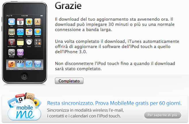 iPod Touch Download